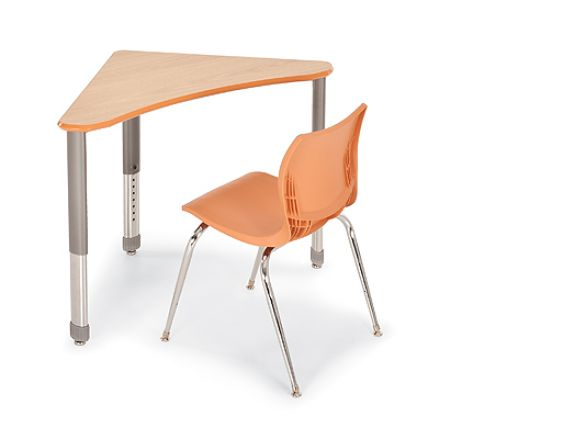 Individual and Dual Student Desks