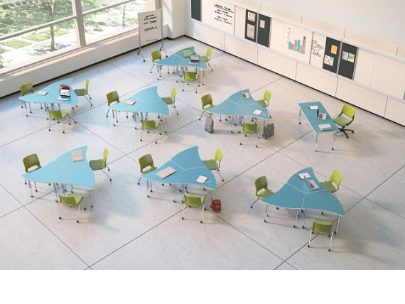 Activity Table/Desking from Hon